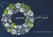 Delightfully Decorated Holiday Cards